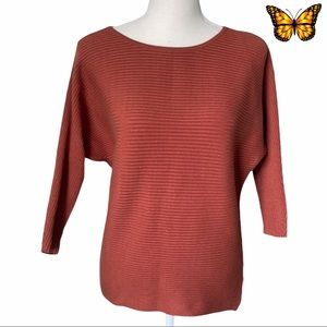 Kismet 3/4 Sleeve Sweater Size Extra Small